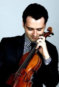 David Lisker, violin